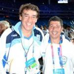 "Pablo Lombi: ""Se notó la madurez del equipo"""