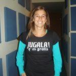 """Carla Rebecchi: """"El equipo puede jugar muy bien"""""""