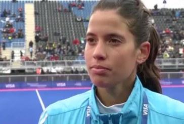 Maru Scarone analiza el empate de Las Leonas