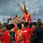 Ranchi Rhinos es el campeón de la primera edición de la Hockey India League