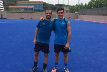 Pipo Ponce  y Gejo Herrera convocados para Italia