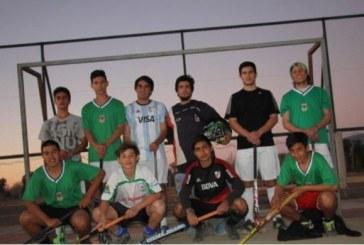 """Barreal Hockey Club, un semillero de """"leoncitos"""" al pie de la Cordillera"""