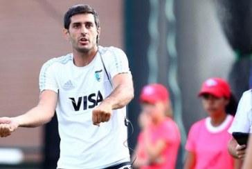 Agustín Corradini, nuevo técnico de Las Leonas